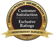 EnergyPoint Research Customer Satisfaction Seal